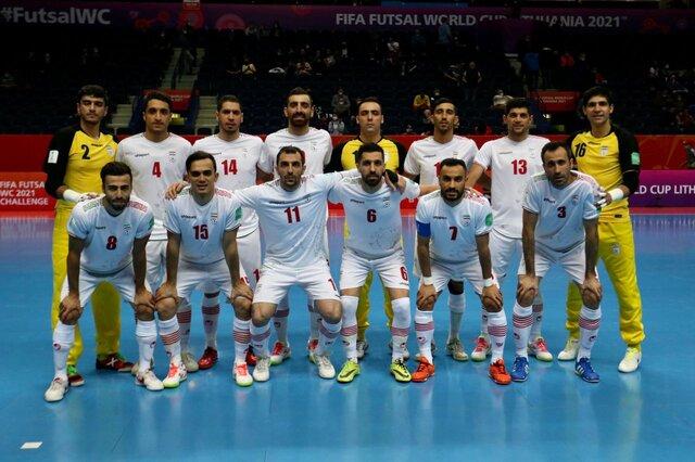 ساعت بازی فوتسال ایران و ازبکستان در جام جهانی 2021+ آخرین وضعیت تیم ملی ایران