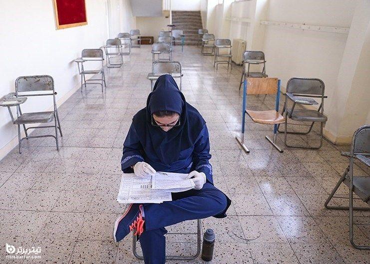 امتحانات دانشآموزان از 27 اردیبهشت تا 22 خرداد 1400 برگزار می شود