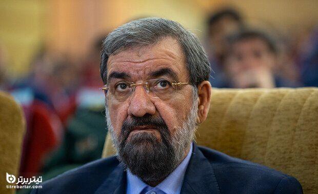 فیلم  اولین واکنش محسن رضایی به شایعه رد صلاحیتش برای انتخابات 1400