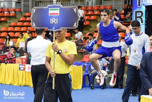 بیوگرافی شاهین موسوی بوکسور ایرانی در المپیک توکیو 2020