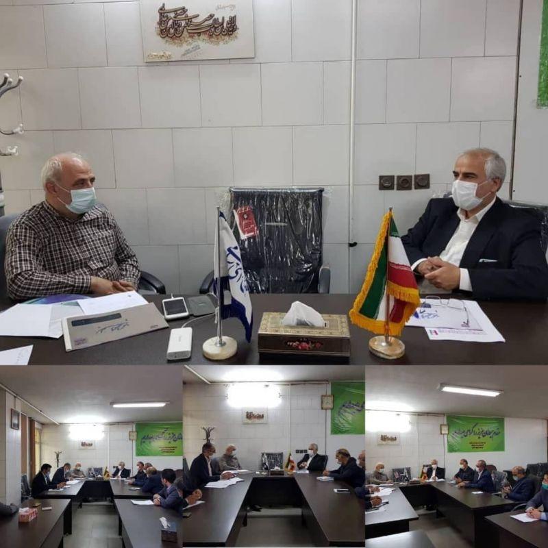 در دیدار سرپرست مخابرات منطقه اصفهان با نماینده مردم شهرستانهای شاهین شهر و میمه و برخوار  مطرح  شد؛