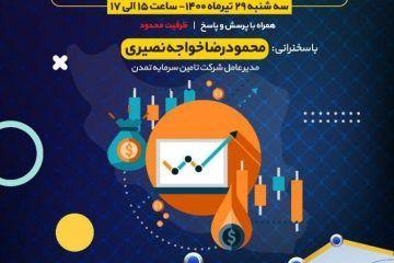 تحلیل هیئت مدیره شرکت تامین سرمایه تمدن درباره وضعیت اقتصادی ایران و اثرات آن بر بازار تمدن