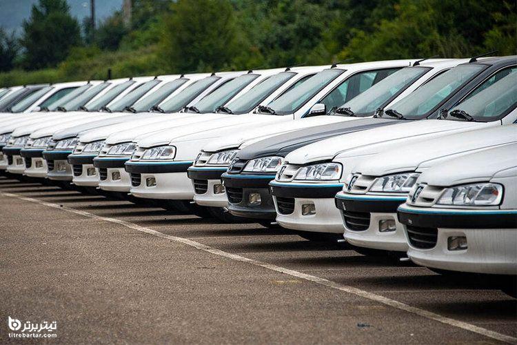 پیش بینی قیمت خودرو در هفته دوم تیر 1400