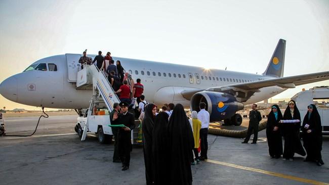 ابهام در قطع پروازهای ایران به مقصد هند