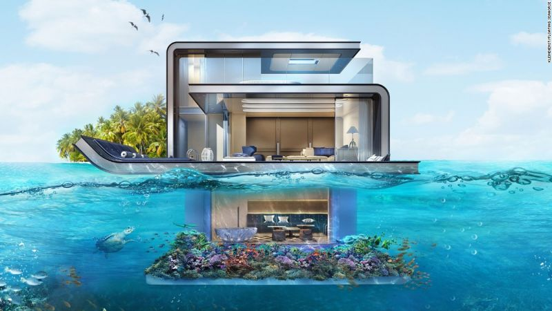 خانه های زیبا و رویایی جهان در سال 2021