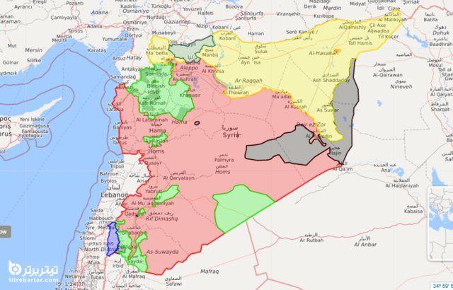 ماجرای ادعای بمباران نیروهای بسیج مردمی ایران در سوریه