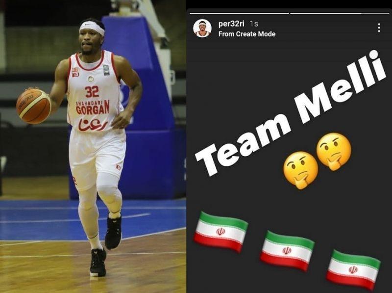 ماجرای پیوستن پری پتی به تیم ملی بسکتبال ایران