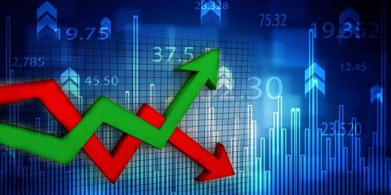 کاهش بازار سهام به علت افزایش ویروس کرونا نوع دلتا