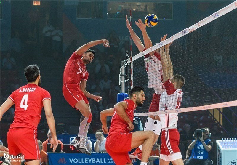 نتیجه بازی والیبال ایران با ژاپن در المپیک توکیو 2020