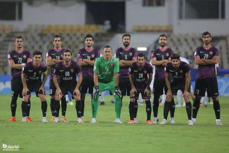 پاداش صعود پرسپولیس در لیگ قهرمانان آسیا 2021 چقدر است؟