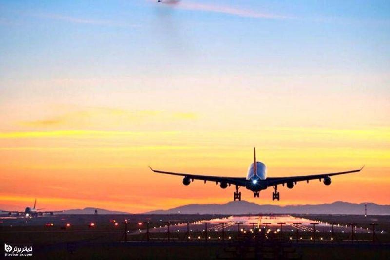 آخرین وضعیت محدودیت پروازهای خارجی در خرداد 1400