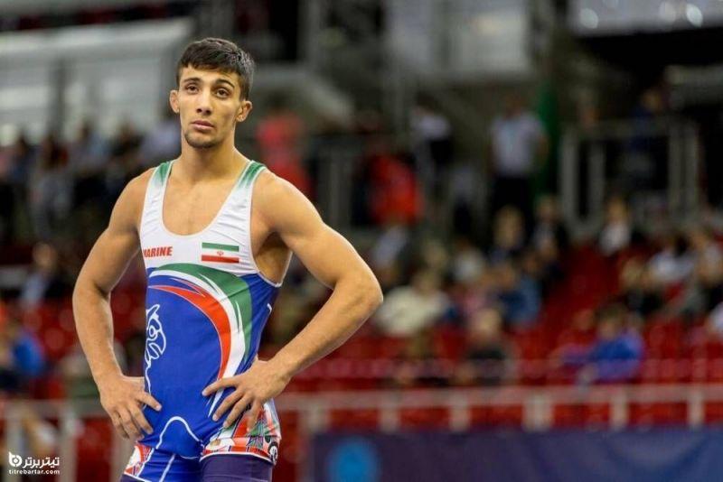 زمان مسابقه محمدرضا گرایی کشتی گیر ایرانی در المپیک توکیو 2020