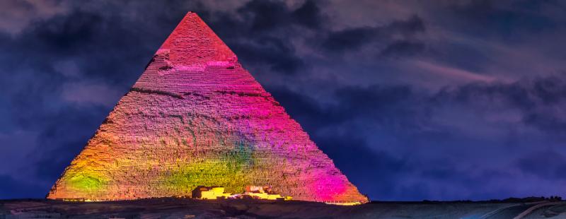 عجایب هفتگانه شگفت انگیز دنیای باستان