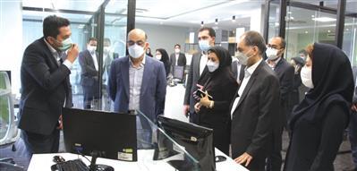 مدیرعامل شرکت فولاد مبارکه در مراسم افتتاح هلدینگ سرمایهگذاری توسعه توکا: