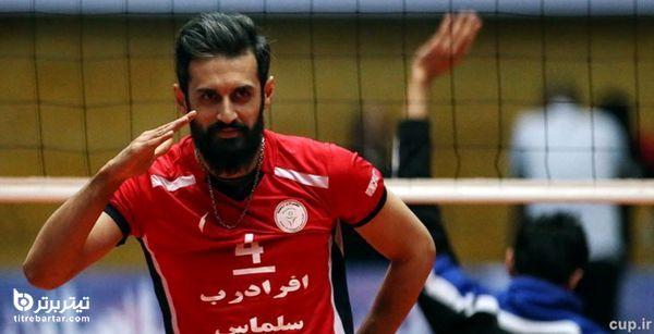 پشت پرده خداحافظی سعید معروف از تیم ملی والیبال