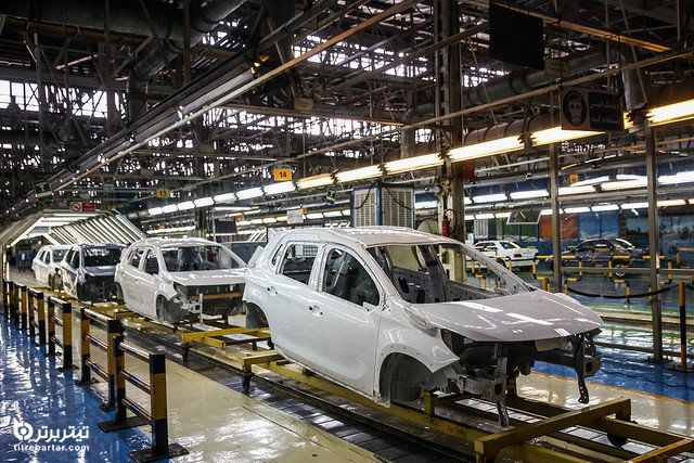 میزان گرانی خودرو بعد از قیمت گذاری جدید در مرداد 1400