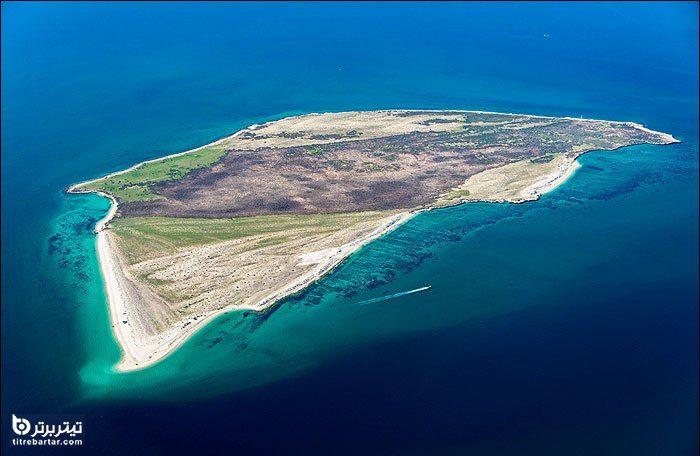فیلم| سفر خاطره انگیر به لاوان جزیره مروارید پنهان در خلیج فارس