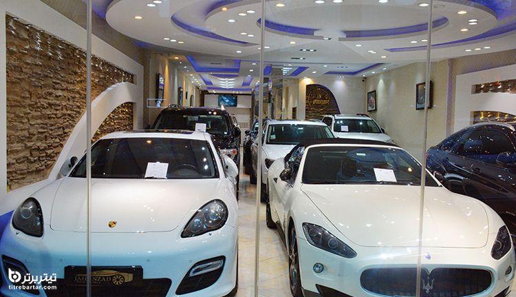 نحوه محاسبه مالیات خودروهای لوکس و وارداتی در سال 1400+جزییات