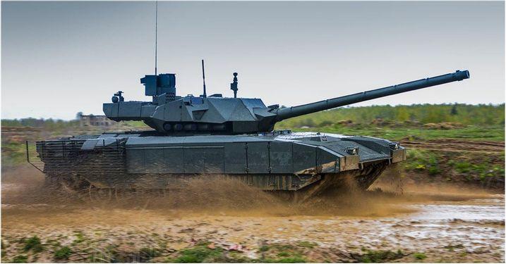 تانک های موفق و قدرتمند در میدان نبرد