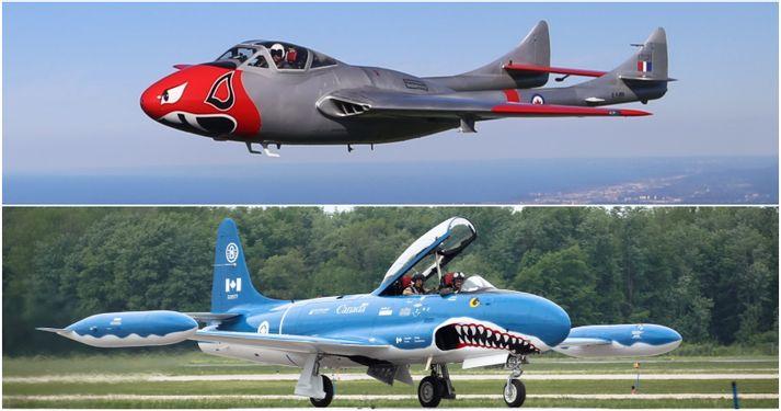 جالب ترین جت های جنگنده تا به امروز