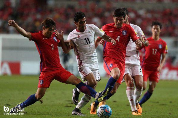 پیش بینی بازی ایران با کره جنوبی در 20 مهر 1400