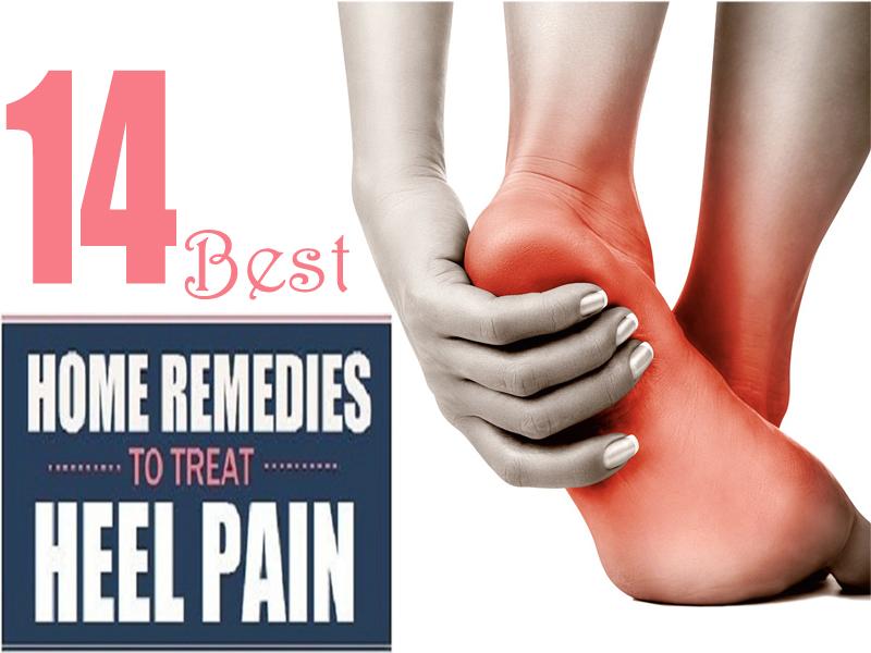 14 درمان خانگی برای درد پاشنه پا+علل و علائم