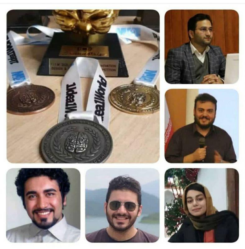 مخترعین ایرانی در مسابقات جهانی اختراعات ترکیه بر بام جهان ایستادند