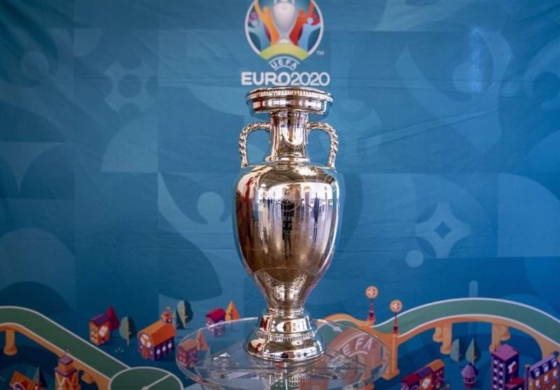 زمان بازی های جام ملت های اروپا 2020 +برنامه کامل