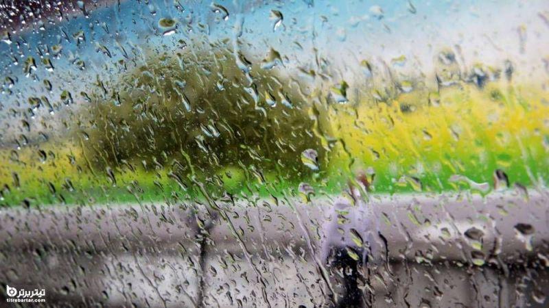 پیش بینی آب و هوا تا هفته اول آبان 1400