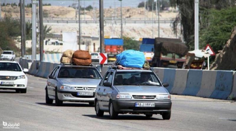 شرایط سفر در تیر 1400