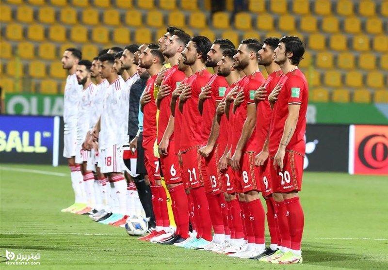 زمان بازی ایران با لبنان در مقدماتی جام جهانی 2022 قطر