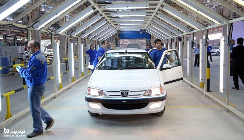 انصراف شورای رقابت از افزایش قیمت خودرو در بهار 1400+جزییات