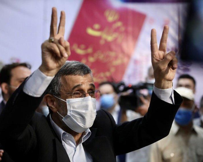 احمدی نژاد در چه صورت انتخابات را تحریم می کند؟