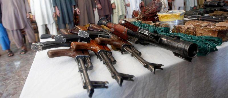 سلاح های گران قیمت طالبان پس از خروج آمریکا در سال 2021