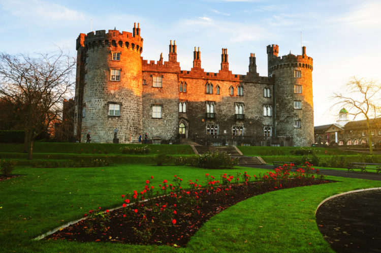 زیباترین و دیدنی ترین قلعه های کشور ایرلند