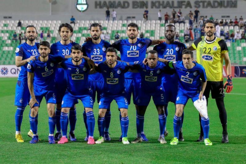 ترکیب استقلال مقابل الهلال در لیگ قهرمان آسیا در 2021