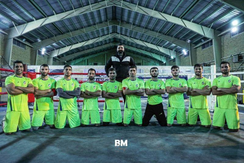 ترکیب اعزامی تیم ملی بوکس در رقابتهای قهرمانی جهان ۲۰۲۱