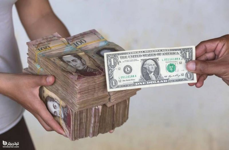 سیگنال های کاهشی قیمت دلار در پایان فروردین 1400
