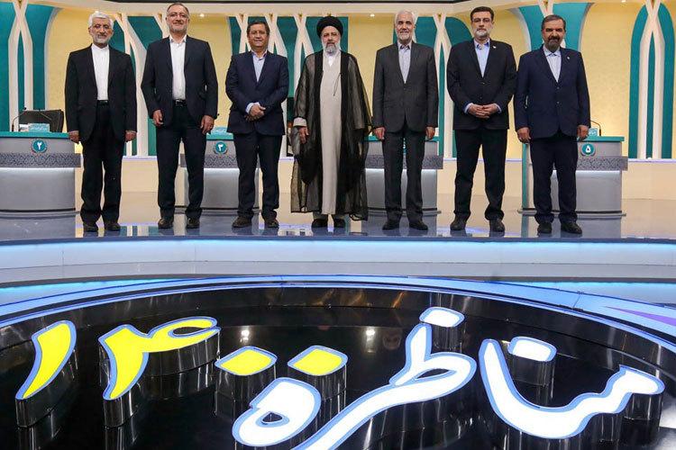 واکنشها به سومین مناظره نامزدهای انتخابات 1400