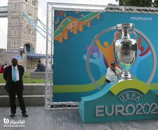 برنامه بازیهای جام ملت های اروپا 2020