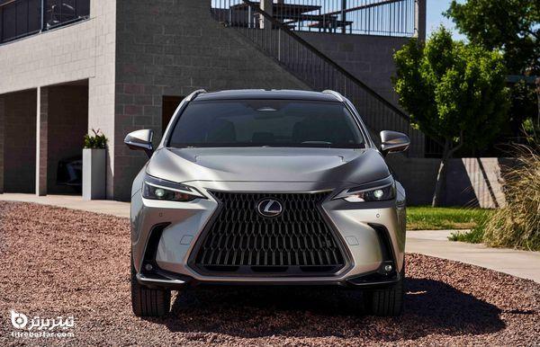 آشنایی با خودرو لکسوس NX lexus مدل 2022