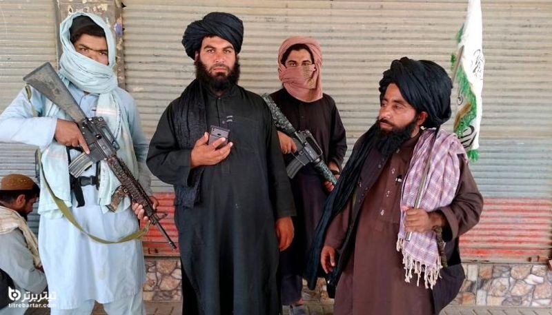 بیانیه طالبان برای همسایگان بعد از تصرف 18 ولایت افغانستان