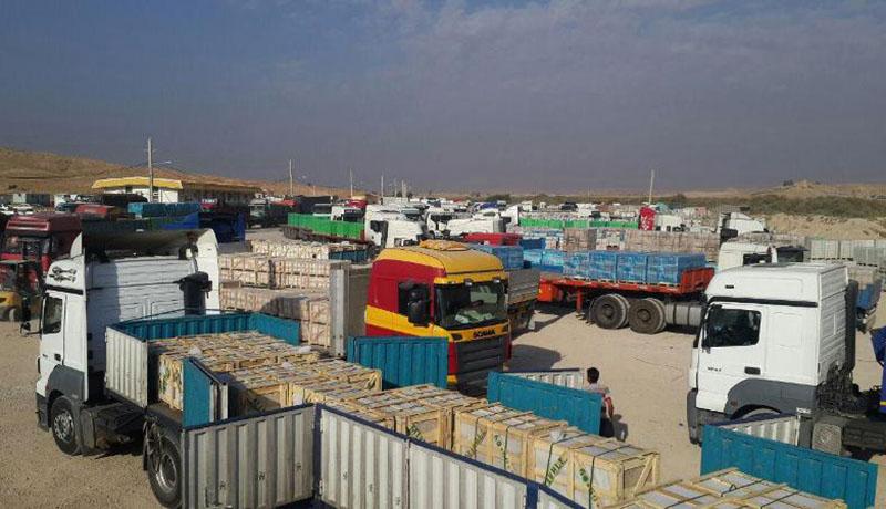 رشد ۳۱ درصدی صادرات ایران به عراق