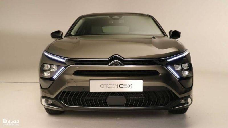 آشنایی با خودرو سیتروئن C5X مدل 2022