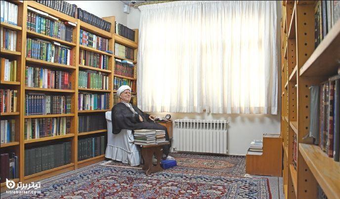 فیلم دیده نشده از هاشمی رفسنجانی بعد از رد صلاحیتش در انتخابات 1392