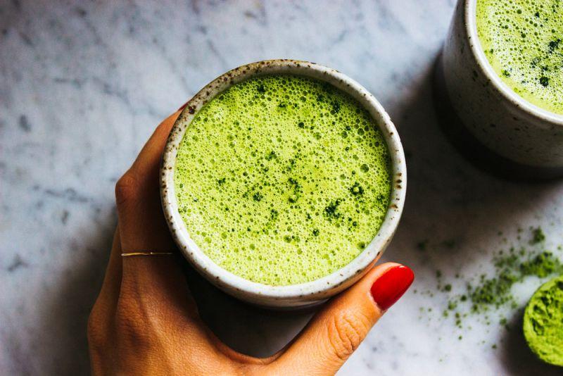 فواید بی نظیر چای ماچا برای سلامتی و پوست