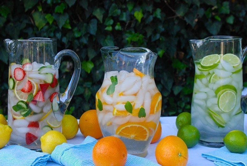 آشنایی با 10 نوع نوشیدنی گیاهی برای پیشگیری از گرمازدگی