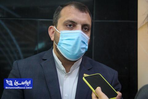 مدیر روابط عمومی شرکت فولادمبارکه در مراسم اختتامیه جایزه صنعت روابط عمومی ایران: