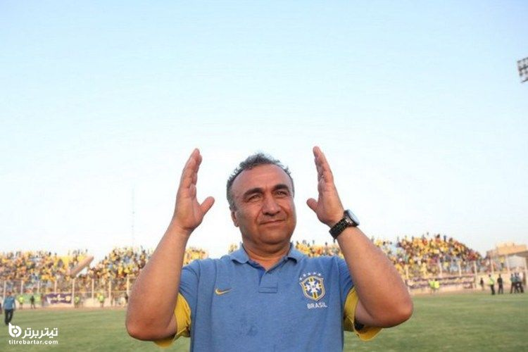 اولین واکنش فوتبالی ها به درگذشت نادر دست نشان