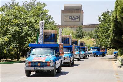 مدیر روابط عمومی شرکت فولاد مبارکه در مراسم اهداء جهیزیه به نوعروسان کمیته امداد: